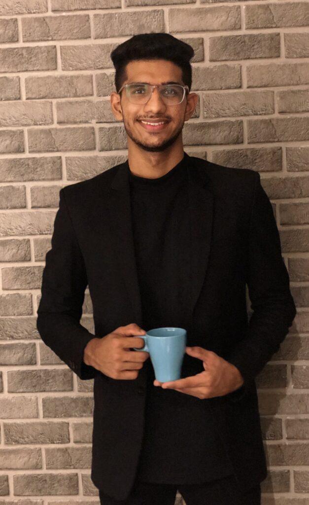 Harsh Teckchandani - Co-Founder at Hash Consult